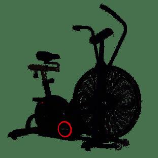 Bicicleta Air Bike TP920