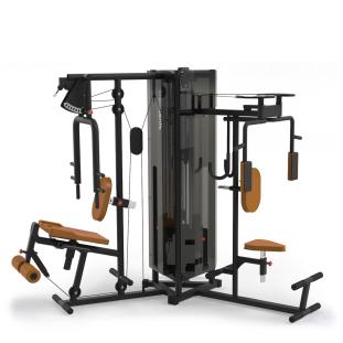 Estação de Musculação Profissional ES1003